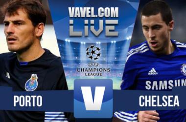 Resultado Porto - Chelsea en la Champions League 2015 (2-1)