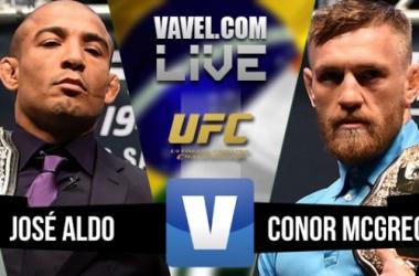UFC: Aldo - McGregor no UFC 194