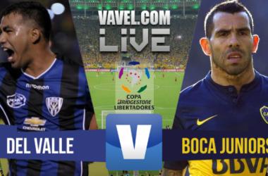 Resultado Boca Juniors x Independiente del Valle na Copa Libertadores 2016 (2-3)
