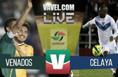Resultado Venados Mérida - Celaya en Ascenso MX 2015 (0-1)