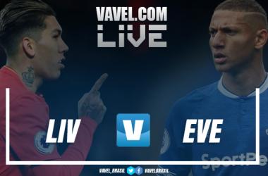 JogoLiverpool x Everton AO VIVO online na Premier League