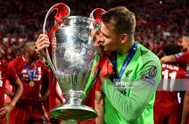(Photo by Andrew Powell/Liverpool FC via Getty Images)