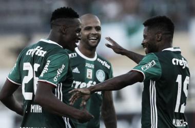 Palmeiras goleia Linense fora de casa e permanece líder do Grupo C