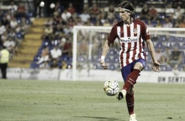 """Filipe Luis: """"Espero poder retirarme en el Atlético"""""""