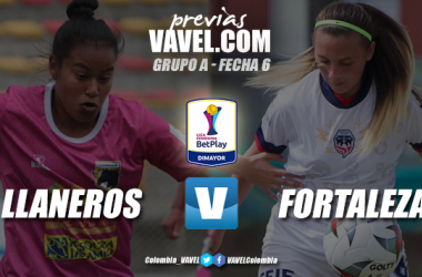 Previa Llaneros vs Fortaleza: disputa de tres puntos con gran importancia