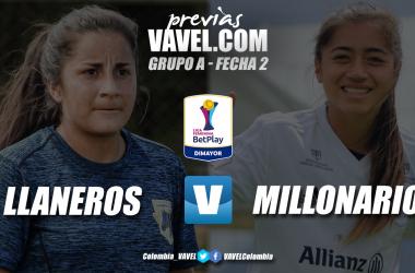 Previa Llaneros vs Millonarios: por la primera victoria en el torneo