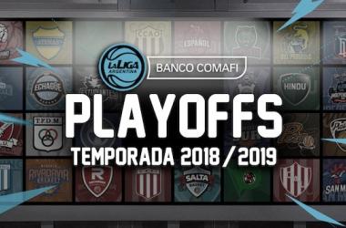 Poster oficial de la Liga Argentina