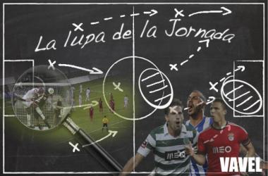 La lupa de la jornada 3 de la Primeira Liga