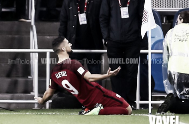 Sebastian Lletget started the rout in the fifth minute. | Photo: Jim Malone/VAVEL USA