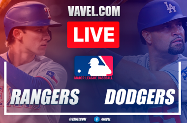 Highlights and runs: Texas Rangers 1-12 Los Angeles Dodgers in 2021 MLB
