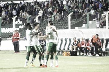 En el último partido, el Verde se mostró en gran forma. Foto: La Verdad