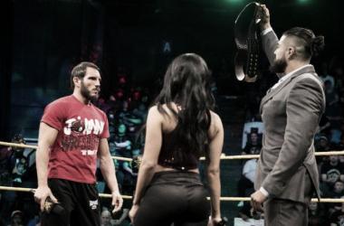 Resultados NXT 7/02/2018