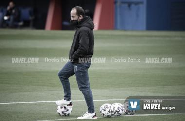 Lluís Cortés esta temporada. Foto: Noelia Déniz, VAVEL