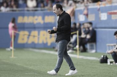 """Lluís Cortés: """"No es el mismo Barça"""""""