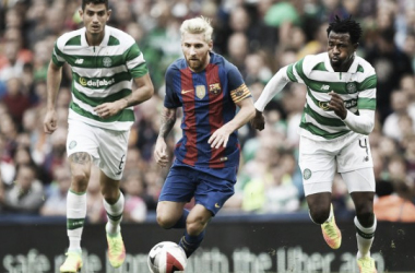 International Champions Cup, il Barça si diverte con il Celtic. PSG a valanga sul Leicester
