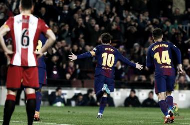 Leo Messi. LaLiga.es