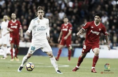 Luka Modric. Fonte: LaLiga.es