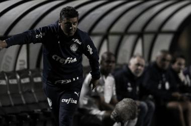 """Após empate contra Atlético-MG, Sidnei Lobo afirma: """"Temos plenas condições de lutar pelo título"""""""
