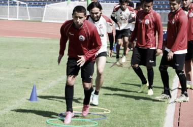 """Gerardo Espinoza: """"El equipo está preparado para todo"""""""