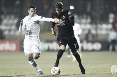 Prima sconfitta per Gattuso sulla panchina del Milan (Twitter - AC Milan)