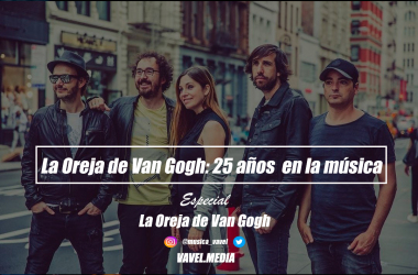 La Oreja de Van Gogh: 25 años en la música