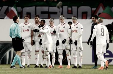 El Lokomotiv llega a Madrid sin Farfán ni Ari