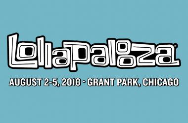 El festival de Lollapalooza pasará por Chicago en agosto de 2018 | Foto: www.lollapalooza.com