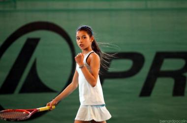 Après la chute des premières têtes de série, Lola Marandel est la favorite du tournoi féminin.   bernardpacalin