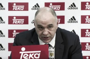 """""""El domingo será un partido muy diferente"""".   Foto: realmadrid.com"""