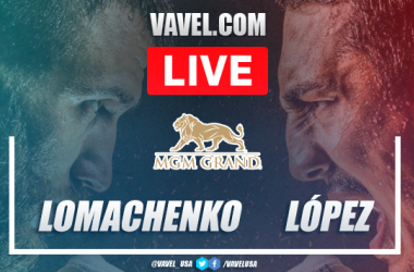 Highlights of the victory by unanimous decision of Teófimo López against Vasyl Lomachenko in Box 2020