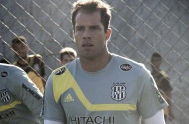 """Marcelo Lomba comemora pontuação da Ponte Preta: """"Já garante na primeira divisão"""""""