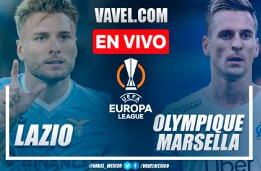 Resumen: Lazio 0-0 Olympique Marsella por UEFA Europa League 2021