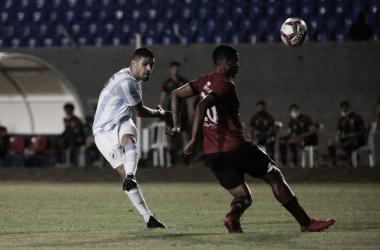 Londrina perde pênalti e empata sem gols diante do Brasil de Pelotas