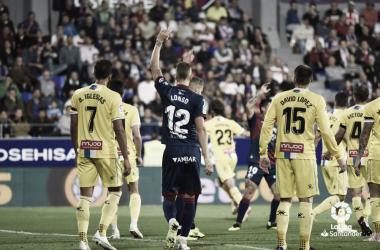 RCD Espanyol - SD Huesca: mirando hacia arriba