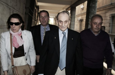"Manuel Ruiz de Lopera: ""Ojalá se salve el Betis"""