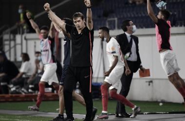 Resumen Sevilla-Manchester United (2-1)
