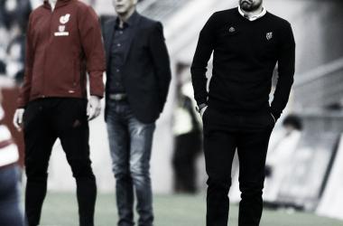 López Garai. Imagen: La Liga