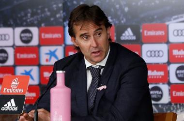 Real Madrid - Lopetegui in bilico. Spuntano i nomi di Conte e Laudrup