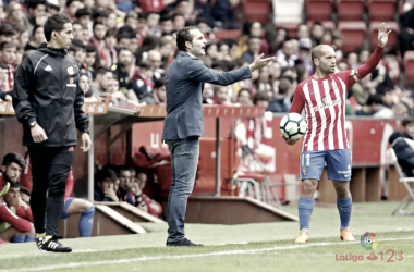 Sporting - Valladolid: Puntuaciones del Sporting de Gijón, play-off de ascenso a Primera División