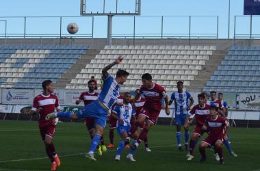 San Fernando CD - Lorca Deportiva: la resurrección pasa por por el Iberoamericano