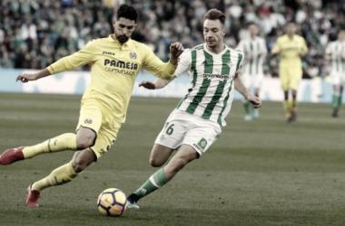 Loren Morón, delantero del Real Betis | Foto: Real Betis
