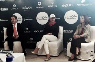 Es presentado el 'Lorena Ochoa Invitational'