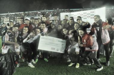 Los Andes actualmente milita en el Nacional B. Foto: Web Copa Argentina