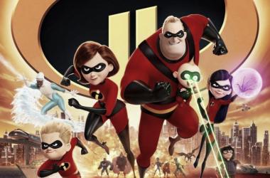 Los Increíbles 2 es ya todo un éxito | Foto:filmaffinity.com