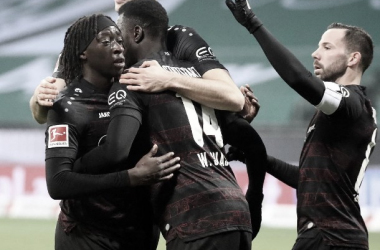 Tres puntos valiosos para el Stuttgart