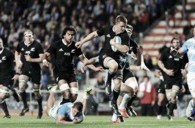 Por la quinta fecha del Rugby Championship, Los Pumas cayeron frente a los All Blacks