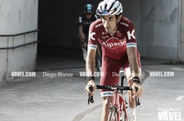 Alberto Losada se retira del ciclismo profesional