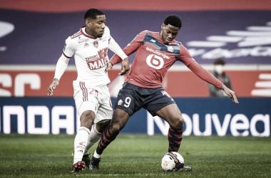 Lille 0 a 0 Brest (Ligue 1 / Divulgação)