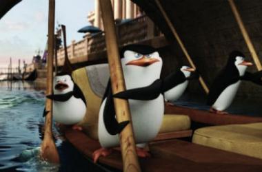 Los pingüinos vuelven a la carga. (Foto (sin efecto): totalfilm).