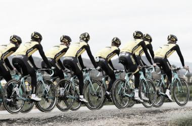 Tour de Francia 2017: LottoNL-Jumbo, dispuestos a sorprender | Fuente: Twitter - @rogla